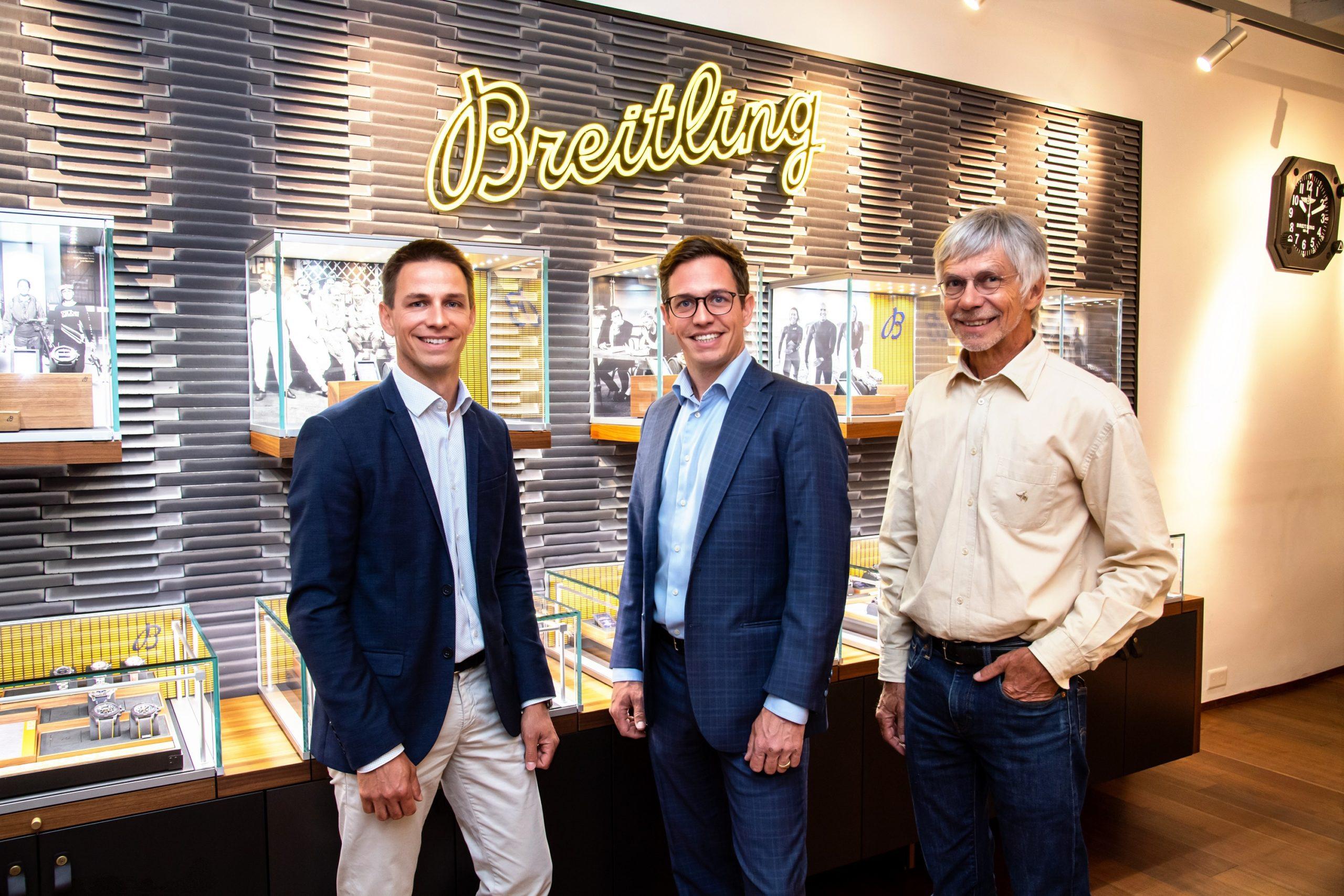 Breitling le magazine