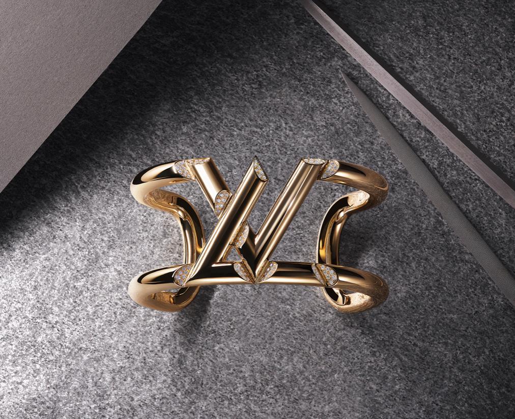 louis Vuitton volt le magazine slider