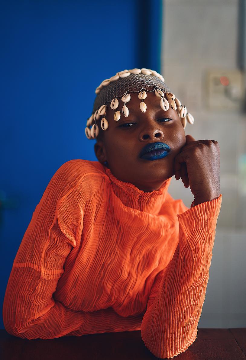 le magazine article black art matter