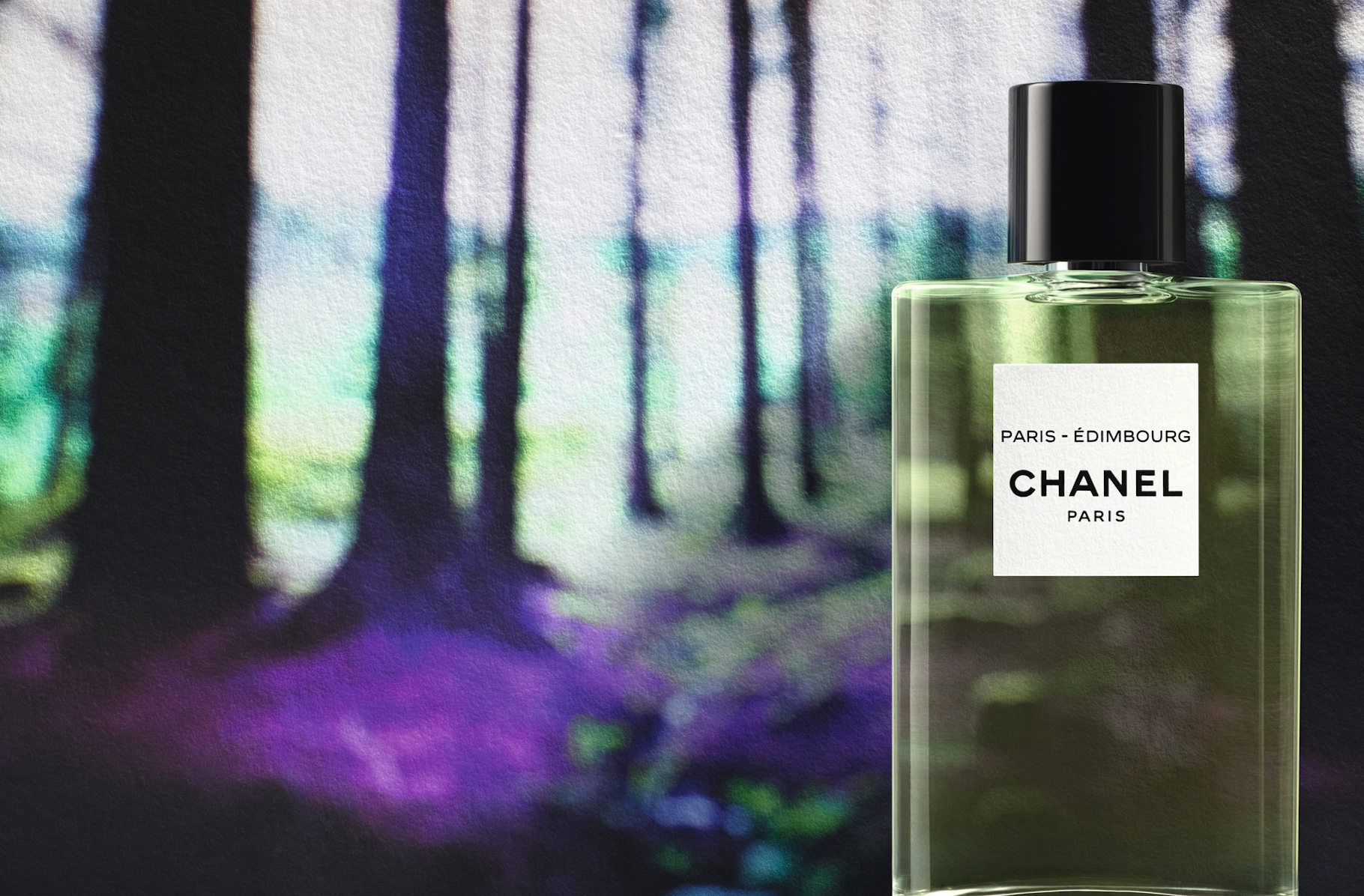 Chanel paris Edimbourg slider le magazine
